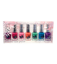 Simple Pleasures Seven Piece Nail Polish Set