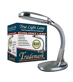 Trademark Home® Deluxe Chrome Sunlight Desk Lamp