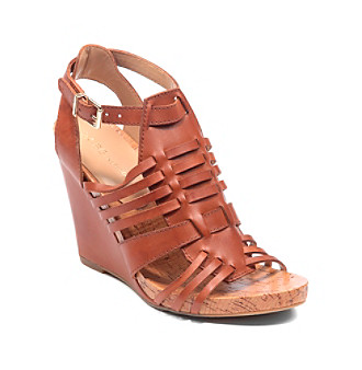 BCBGeneration Shoes, Blayne Platform Wedge Sandals Women's Shoes