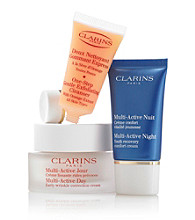 Clarins® Multi Active Wrinkle Correcting Solutions Set