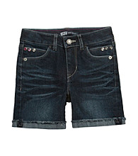 Levi's® Girls' 7-16 Josie Jewel Shorty Shorts