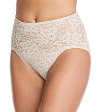 Bali® Lace Shaping Brief