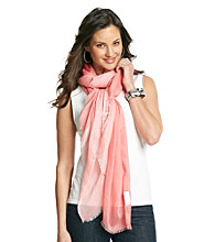Collection 18 Jessica Simpson Two Tone Wrap - Waikiki Pink