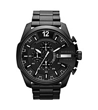 Diesel Black Mega Chief Watch