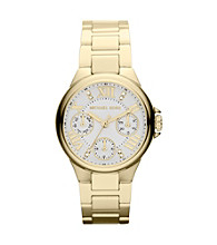 Michael Kors® Goldtone Camille Mini Watch