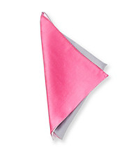 Kenneth Roberts Platinum® Men's Pink Pocket Squares
