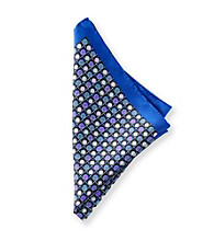 Kenneth Roberts Platinum® Men's Purple Pocket Squares