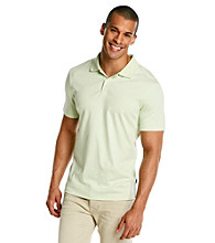 Calvin Klein Men's Seacrest Short Sleeve Liquid Interlock Polo
