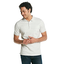 Calvin Klein Men's Short Sleeve Stripe Polo