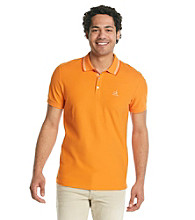 Calvin Klein Men's Short Sleeve Pique Logo Polo
