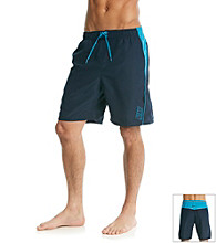 Nike® Men's Neon Turquoise Core Contend Swim Short