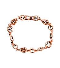 Givenchy® Rose Goldtone Bracelet