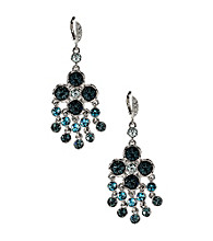 Givenchy® Aqua Chandelier Earrings