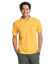 Columbia Men's Summer Orange Blasting Cool Polo
