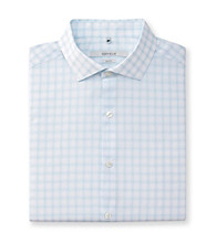 Perry Ellis Portfolio® Men's Azzure Long Sleeve Slim Fit Dress Shirt