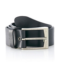Levi's® Men's Black 40MM Leather Belt