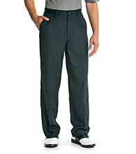 Callaway® Men's Black Flat Front Golf Tech Pant