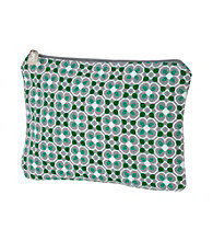 The Bumble Collection Multi-Use Zipper Bag - Lucky Clover