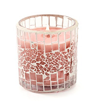 WoodWick® 10-oz. Mosiac Glass Candle