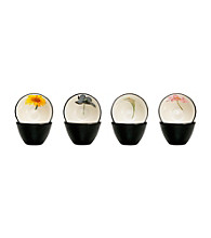Noritake Colorware Graphite Set of 4 Bowls