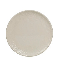 Gallery® Cream Paisley Round Dinner Plate