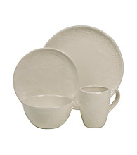Gallery® Cream Paisley 4-pc. Place Setting