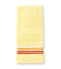 Fiesta® Ombre Border Kitchen Towel