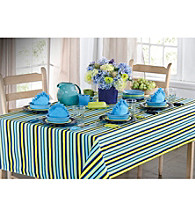 Fiesta® Dinnerware Calypso Stripe Turquoise Table Linens