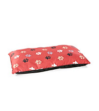 John Bartlett Pet Extra Large Red Paw Pet Bed