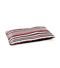 John Bartlett Pet Extra Large Red Stripe Pet Bed