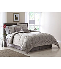 Equinox 6-pc. Comforter Set by LivingQuarters