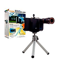 Trademark Home Telescopic 8X Optical Lens & Tripod Kit for iPhone 3 or 4