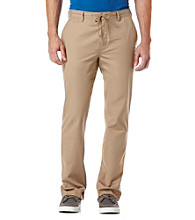 Perry Ellis® Men's Hammock Solid Drawstring Pant