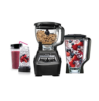 Ninja 174 bl770 mega kitchen system with nutri ninja cups younkers