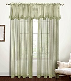 Yvonne Window Treatment by United Curtain Co.