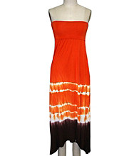 Raviya Convertible Tie Dye Dress/Skirt Coverup