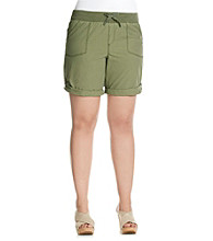 Ruff Hewn Plus Size Knit Waistband Short