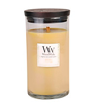 WoodWick® 18-oz. Spiced Toffee Jar Candle