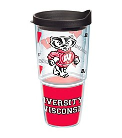NCAA® University of Wisconsin 24-oz. Insulated Cooler