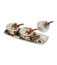 Gallery® Desiree 7-pc. Condiment Set
