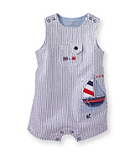 Little Me® Baby Boys' Multi Sailboat Sunsuit