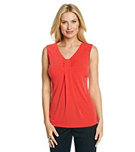 Kasper® Gather Front Cami
