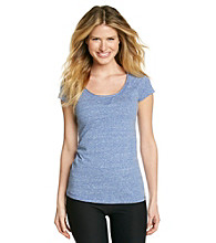 Marc New York Performance Muscle Scoopneck Tee