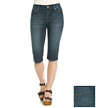 DKNY JEANS Dirty Dancing Bermuda Jean Shorts