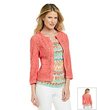 Rafaella® Lace Jacket