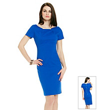 T Tahari® Bold Fitted Rumer Dress