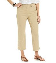 Jones New York Sport® Petites' Cropped Pant