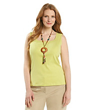 Ruby Rd.® Plus Size Tank Top