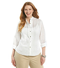 Ruby Rd.® Plus Size Shirt