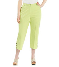 Ruby Rd.® Plus Size Capri